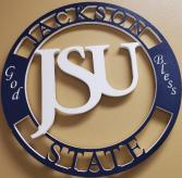 JSU Sign