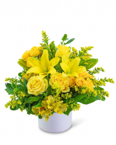 Juicy Fruit Flower Arrangement