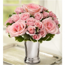 Julep Cup Bouquet™ - Pink Arrangement