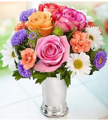 Julep Garden Petite Bouquet™ Arrangement