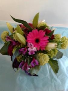 julie vase