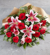 Juliette Hand tied bouquet