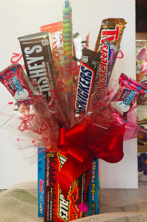 Jumbo Candy Bouquet Gift