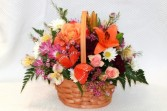 Jumping for Joy Basket Custom Fitzgerald Flowers Arrangement