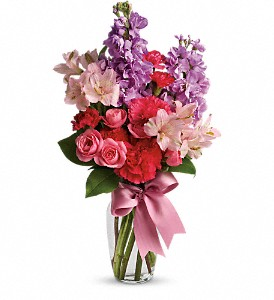 Jumping for Joy floral arrangement