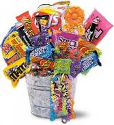 Junk Food Bucket - 158  Gift basket