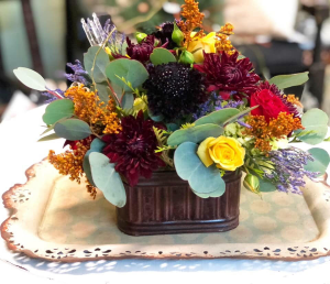 Just A Little Something  Arrangement in Huntington, TX | LIZA'S GARDEN