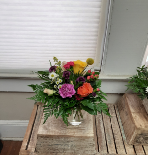 Just A Mix  in Nassawadox, VA | Florist By The Sea