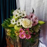 Just a Pretty Pastel Handtie Bouquet