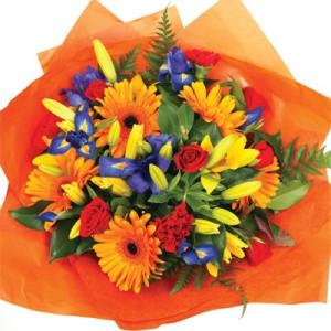 just because bouquet Thomaston florist & Greenhous