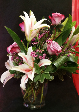 Just Because Floral Arrangement In Charlotte Nc L D Flowers Of