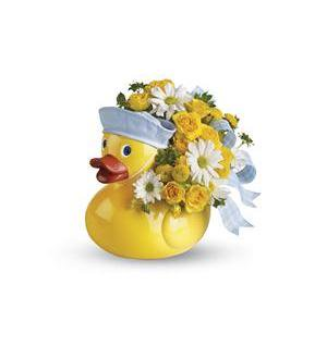 Just Ducky in Blues Fresh