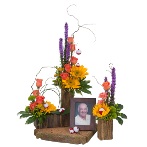 Just for Him Arrangements in Kirtland, OH | Kirtland Flower Barn
