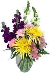 Just for Mom Vase Arrangement