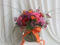 Just For You Fresh Vased Arrangement
