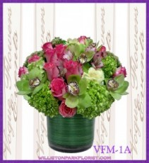Just For You Pink Floral Arrangement
