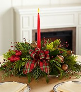 Christmas Greens Centerpiece $50.95, $60.95, $70.95