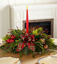 Christmas Greens Centerpiece $58.95, $68.95, $78.95