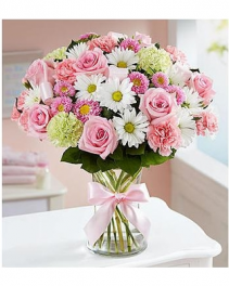 Just So Loveable Vase Arrangement