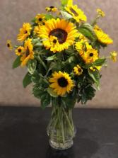 Just Sunflowers