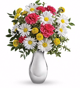 Just Tickled Bouquet by Teleflora  in Valley City, OH | HILL HAVEN FLORIST & GREENHOUSE