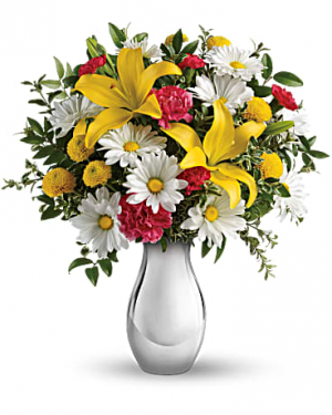Just Tickled Bouquet by Teleflora™ New Baby / Any Occasion in Las Vegas, NV | All In Bloom