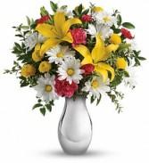Just Tickled Floral Bouquet
