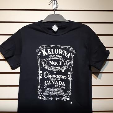 K-town Okanagan T Gift
