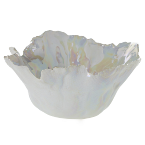 Kabbage Collection Ceramic Bowl in Bethel, CT | BETHEL FLOWER MARKET OF STONY HILL