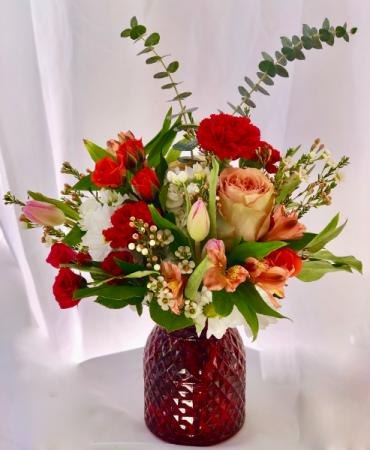 Kaber's Favorite fresh arrangement