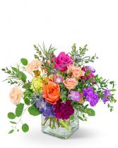Kaleidoscope Dream Flower Arrangement
