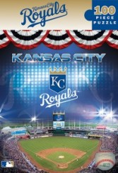 Kansas City Royals 100pc Puzzle Gift