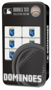 Kansas City Royals Dominoes  Gift