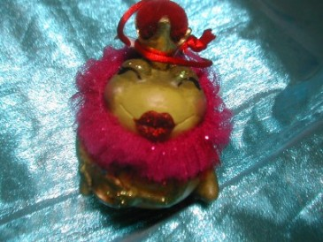 katherines collection  frog