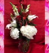 KATHY SPECIAL vase arrangement