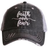 Katydid- Faith Over Fear Cap