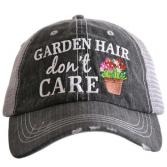 Katydid- Garden Hair Cap
