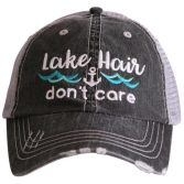 Katydid- Lake Hair Cap