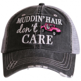 Katydid- Muddin' Hair Cap
