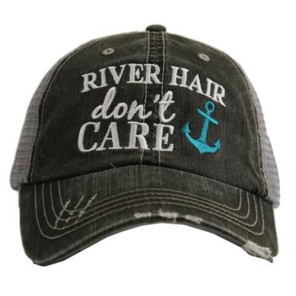 Katydid- River Hair Cap