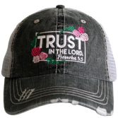 Katydid- Trust in the Lord Cap