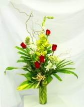 Touch of Paradise Vase Arrangement