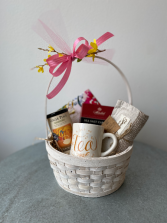 Keep me Cozy Gift Basket