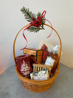 Keep me Cozy Gift Basket  in La Grande, OR | FITZGERALD FLOWERS