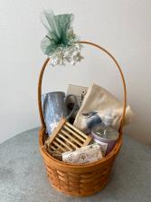 Keep me Cozy Gift Basket