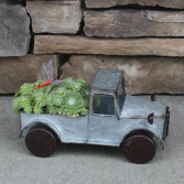 Keep on Truckin' Succulents
