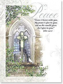 Keeping you in Prayer Sympathy Card