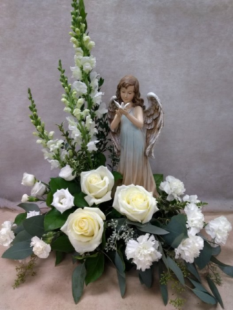 Keepsake Angel Arrangement