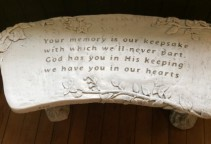 Keepsake Bench