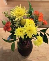 Keepsake Owl Vase